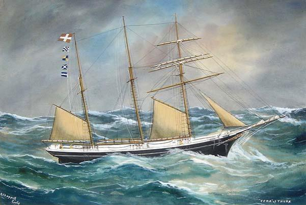 Vera thurø